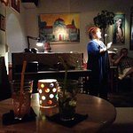 The Piano Bar - August 2015