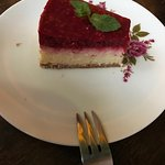 Vegan Cheese cake...to die for!