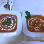 Butter Chicken & Daal Makhani