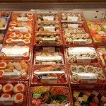 爭鮮外帶壽司照片