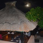 Moon over Restaurant