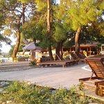 Beach Club Pinara Foto