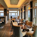 Oceanfront upbeat coastal cuisine ~ Shearwater at Stage Neck Inn