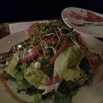 This was my favorite...the ensalada de aguacate