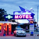 Blue Swallow Motel Foto