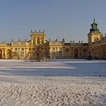 Obraz Muzeum Pałacu Króla Jana III w Wilanowie