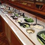 Salad bar 4