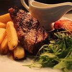 80z Sirloin Steak