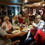 Wonderful welcoming and good old fashioned atmosphere. Fab food and staff made this a great plac