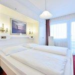 Wohnbeispiel Schlafzimmer Premiumkategorie