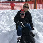 Awesome family time at Snowbowl!