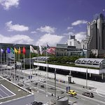 Moscone Convention Center - Just 2 block away
