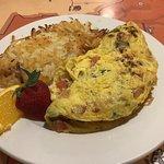 Dante's Omelett - Immer wieder eine Reise wert!