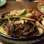 Fajitas for 2 will feed at least 4.