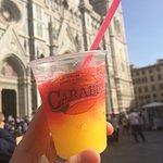 Granita - Spirito Siciliano and Raspberry Lemon flavors