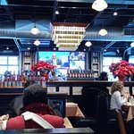 Interior of Jack Astors looking towards the bar area