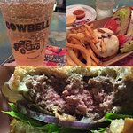 Repeat!!  Oh so famous #Cowbell burger