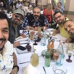 Great time at Friday Brunch
