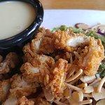 Oriental (Crispy) Chicken Salad