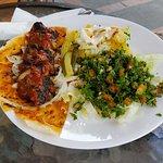 Delicious Lamb Plate