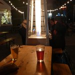 Heaters & Cold Beer , an Oxymoron ?