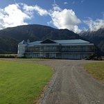 Hukawai Lodge, Franz Josef Glacier, NZ