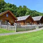 4 of our luxury Holiday Lodges