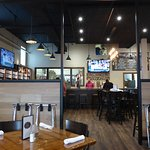 Bar Area & Brewery