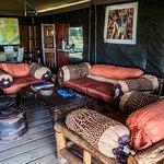 The Lounge at Ang'ata Migration Camp