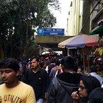 Very Long queue to get ticket