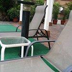 Sufficient sun-tanning decks