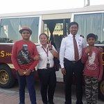 Big Bus Tours Abu Dhabi Foto