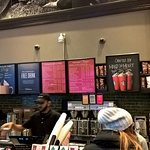 Bilde fra Starbucks