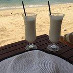 Milkshakes von der Poolbar