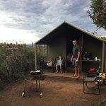 Spekboom Tented Rest Camp Foto