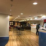 Bar/ Cafe at Travelodge Piccadilly, Manchester