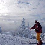 Phänomenales Skigebiet und Prachtwinter