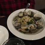 Linguini with White Wine Sauce and Clams