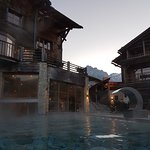 Post Alpina - Family Mountain Chalets Foto