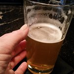 local brews on tap
