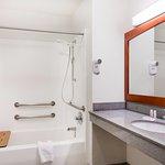 ADA Compliant Shower and Tub Bathroom