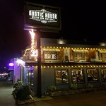 Rustic House Oyster Bar and Grill