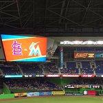 Cardinals vs Marlins game - 7/29/16