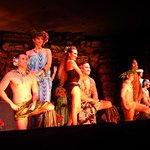 Drums of the Pacific Lu'au Foto