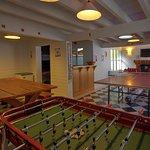 Quincho / SUM con parrilla, Ping pong, Metegol y Playstation