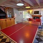 Ping Pong profesional en el quincho / SUM