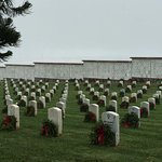 Photo of Fort Rosecrans Cemetery