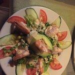 Shrimp Salad with Avocado