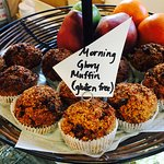 Morning Glory Muffins (Gluten Free)