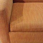 Threadbare Couch